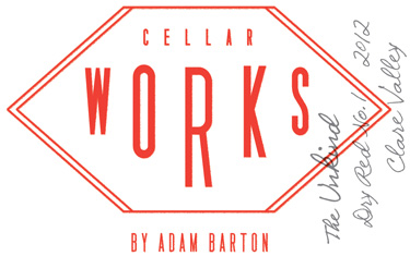 Adam Barton The Cellar Works Red 2012