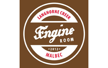 Engine Room Motif Label Malbec 2012