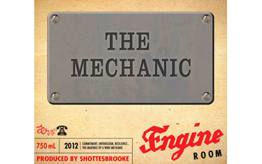 Engine Room The Mechanic Chardonnay Semillon 2012