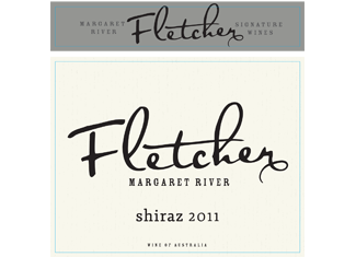 Fletcher Estate Margaret River Shiraz 2011