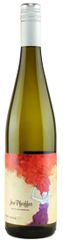 Jen Pfeiffer The Rebel Riesling 2015