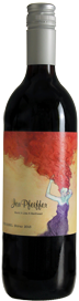 Jen Pfeiffer The Rebel Shiraz 2013