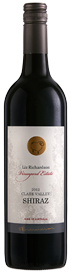 Liz Richardson Clare Valley Shiraz 2012