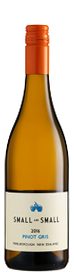Small and Small Marlborough Pinot Gris 2016